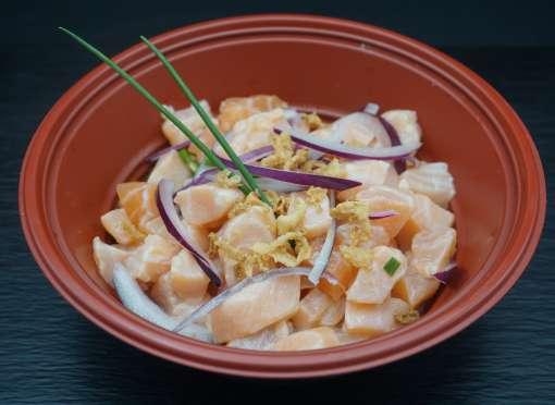 Tartares saumon