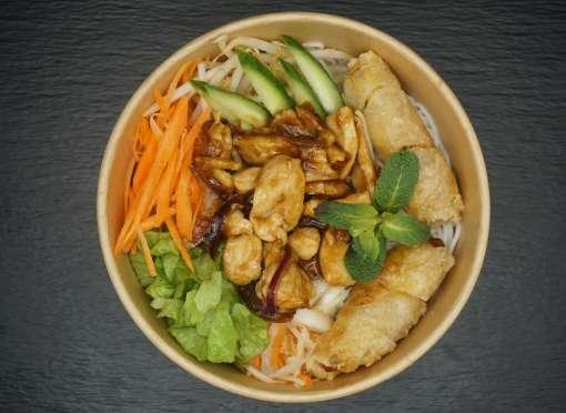 Bo Bun poulet