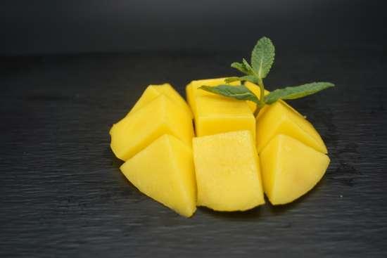 Mangue (selon saison)